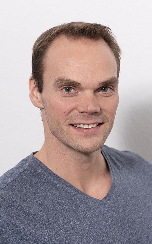Potrait Bild von Coach Jörn