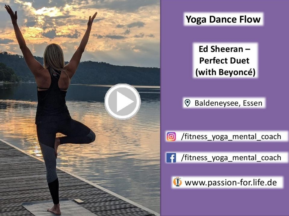 Video Link zur Take That Yoga Dance Flow Choreo