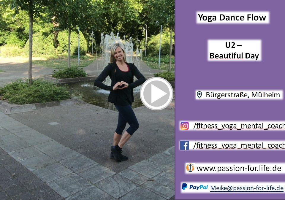 Link zur Yoga Dance Choreo von Ed Sheeran Perfect